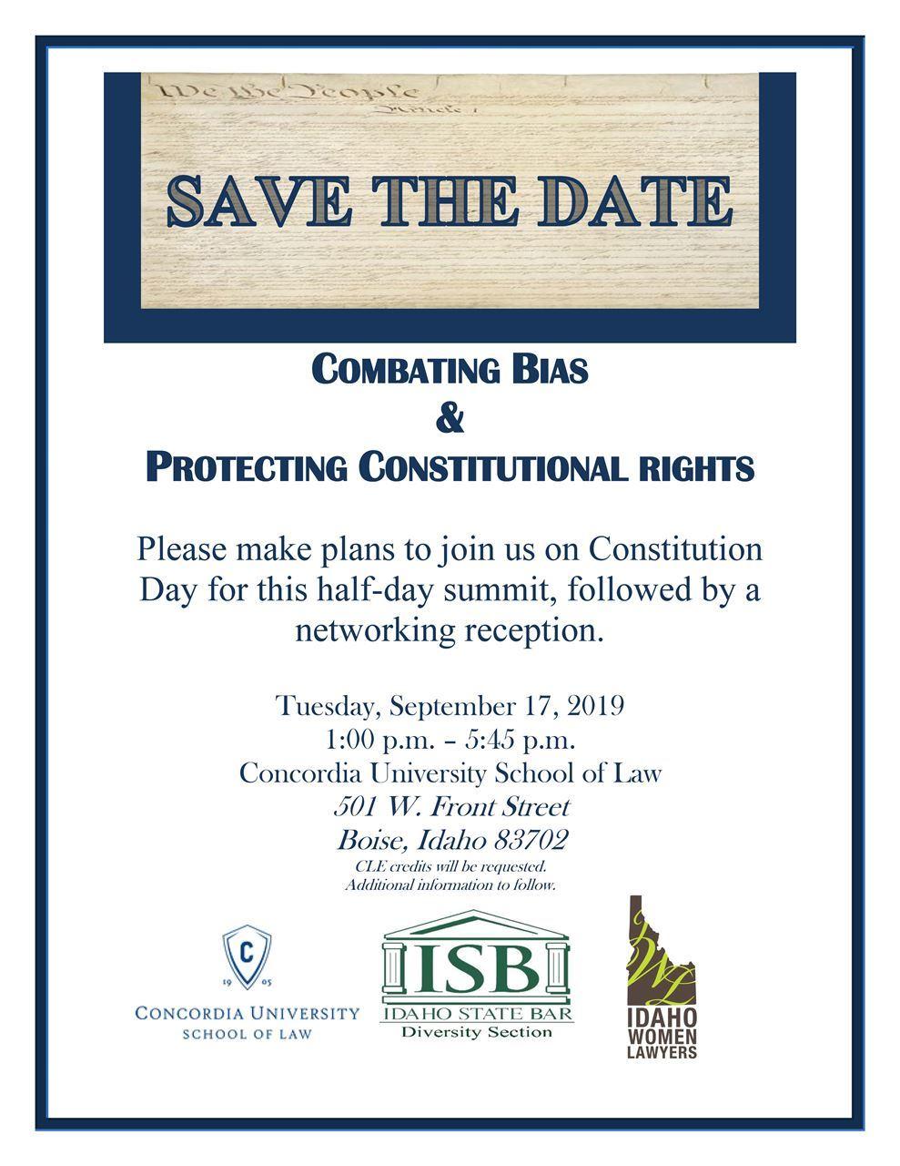 Idaho Women Lawyers | Event Calendar